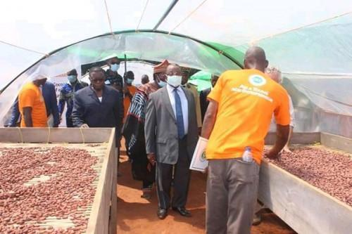 Cocoa: Cameroon committed to ensuring full traceability by 2025