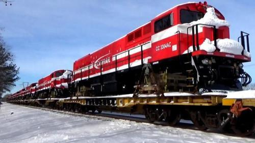 Camrail purchases 5 railroad cars from US General Electric for XAF12.3bln