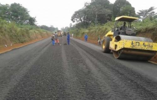 Cameroon: 317.6 km roads constructed in 2018