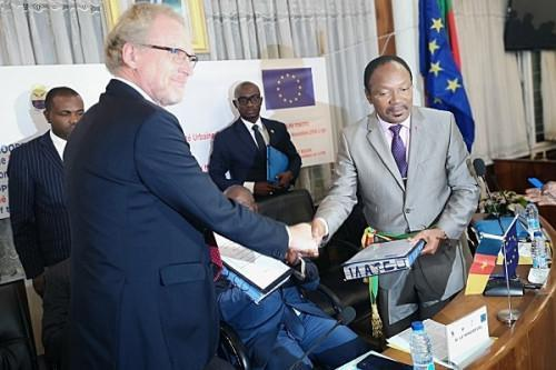 "Douala and Yaoundé land XAF2.7 bln grant agreement for their ""Sustainable Urban Mobility Plans"""