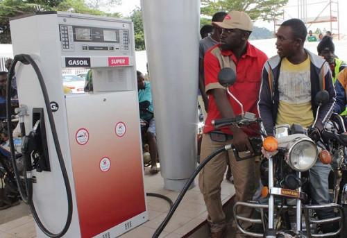 Control and sanitary measures caused brief disruption in fuel supply in Yaoundé