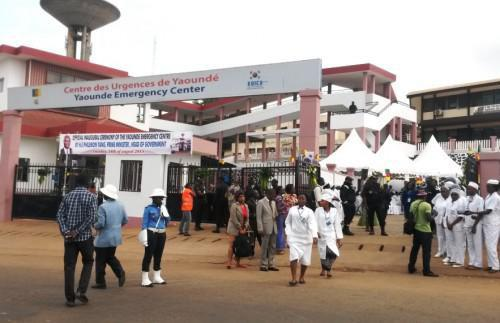 Yaoundé Emergency Centre treats 15802 patients in a year of operation