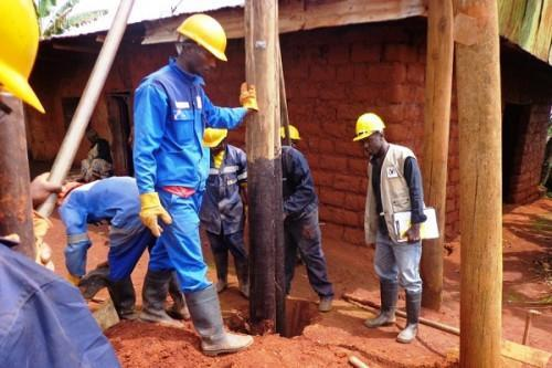 Cameroon: 65,000 new electrical connections to be made by June 2020