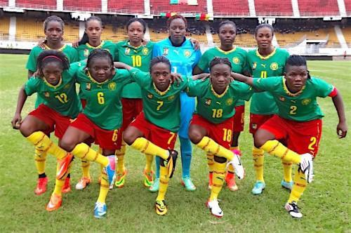 Second win for the Indomitable Lionesses of Cameroon in the 2016 women's AfCON