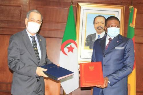 Cameroon and Algeria sign bilateral air transport agreement
