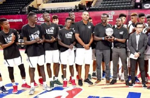 4 Cameroonians among 20 young Africans selected for the Jr. NBA Global Championship