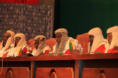 2020 legislative election : Constitutional court cancels elections in 11 constituencies in the North-West and South-West regions