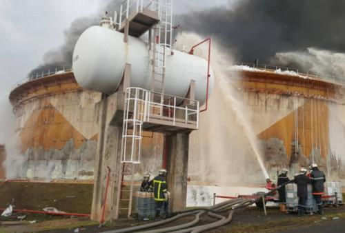Cameroon: 10 mln litres of crude oil burnt during May 31
