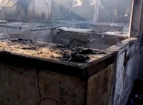Cameroon: Still another fire in a market in Douala