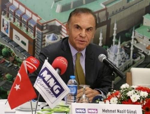 Cameroon: Turkish billionaire Mehmet Nazif Gunal wants to invest in infrastructure and energy