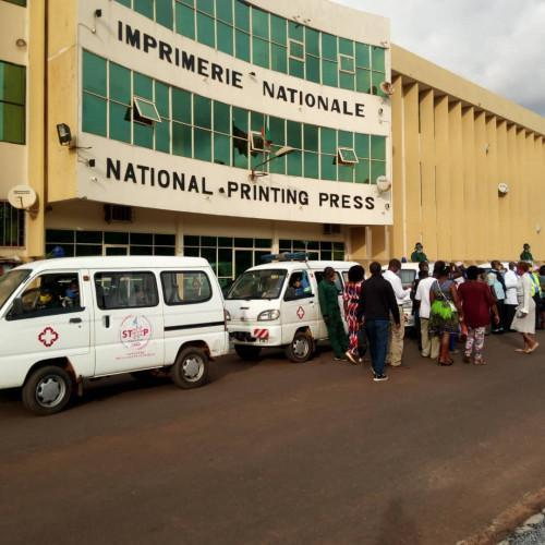 Angeline Florence Ngomo becomes President of the National Printing Press's board of directors