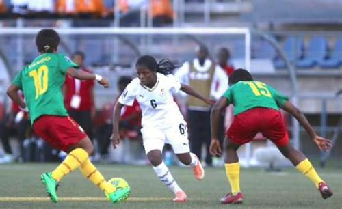 Cameroon faces Ghana today in Yaoundé, in semi-final of Women's