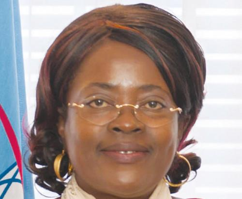 Minette LIBOM LI LIKENG, The star of Cameroon's customs