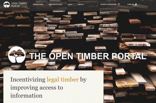Cameroon launches portal for timber traceability
