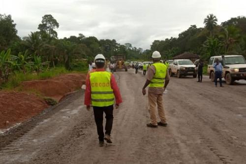Kribi-Grand Zambi road to be delivered in March 2021 (MINTP)