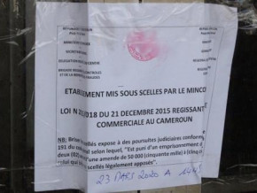 cameroon-ministry-of-trade-closes-stores-suspected-of-speculation-in-yaounde