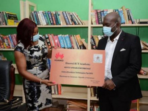 aics-cameroon-becomes-the-fifth-partner-of-huawei-ict-academy