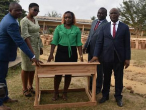 kribi-deep-seaport-donates-500-desks-to-neighboring-schools-in-the-framework-of-its-socio-economic-programme-pasek