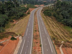 cameroon-to-commission-the-first-section-of-the-yaounde-douala-highway-by-jan-2022