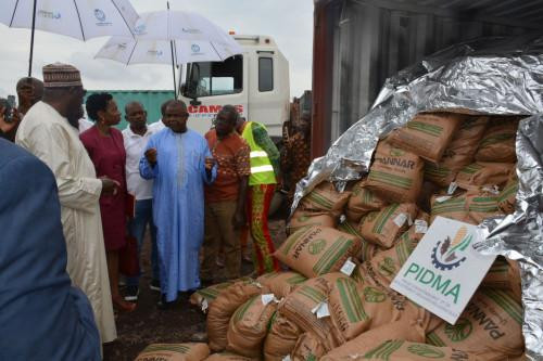 Cameroon: AIMPD to distribute 1000 tons of hybrid corn seeds to improve production in 2018