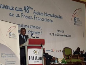 cameroon-close-to-400-francophone-journalists-gathered-in-yaounde-for-the-48th-workshop-of-union-de-la-presse-francophone