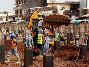 neo-congo-mall-partner-effectively-launches-construction-works