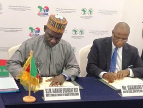 cameroon-signs-three-loan-agreements-for-logone-bridge-and-the-rural-electrification-project